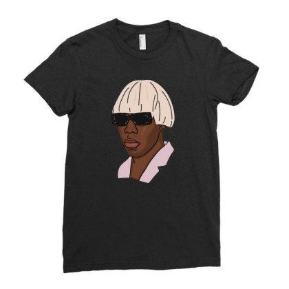 Igor Ladies Fitted T-shirt Designed By Rakuzan