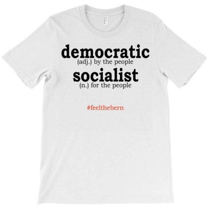 Democratic Socialist Bernie Sanders Relaxed T-shirt Designed By Animestars