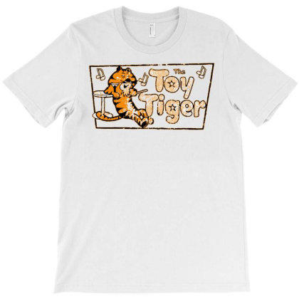 The Toy Tiger   Louisville, Ky T-shirt Designed By Animestars