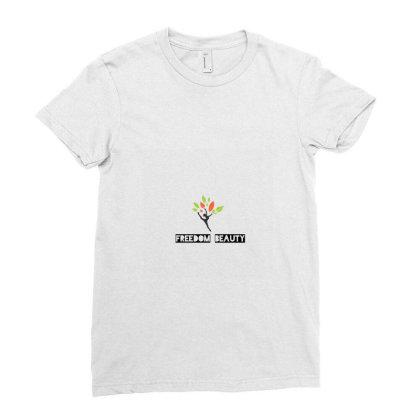 Logomaker 04052020 162042 Ladies Fitted T-shirt Designed By Bijender