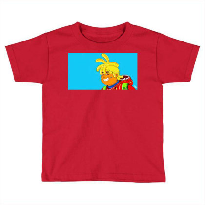 Dripkid Toddler T-shirt Designed By Chiefnoir