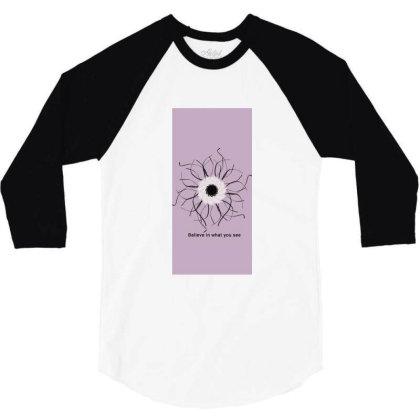 Belief 3/4 Sleeve Shirt Designed By Kulsum