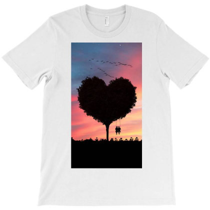 Lovers T-shirt Designed By Sherif.arts
