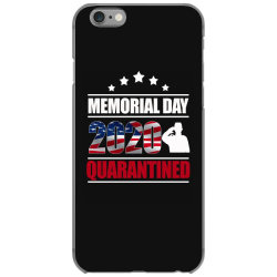 memorial day 2020 quarantine iPhone 6/6s Case   Artistshot