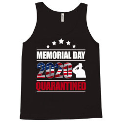 memorial day 2020 quarantine Tank Top | Artistshot