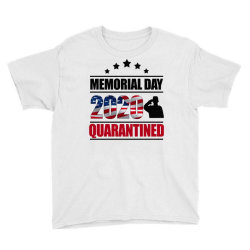 Memorial Day 2020 Quarantine Youth Tee Designed By Elegance99