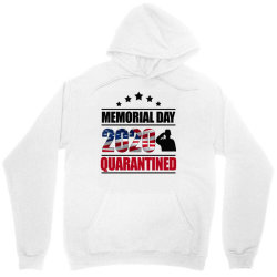 Memorial Day 2020 Quarantine Unisex Hoodie Designed By Elegance99