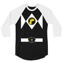 Geek Ranger! 3/4 Sleeve Shirt | Artistshot