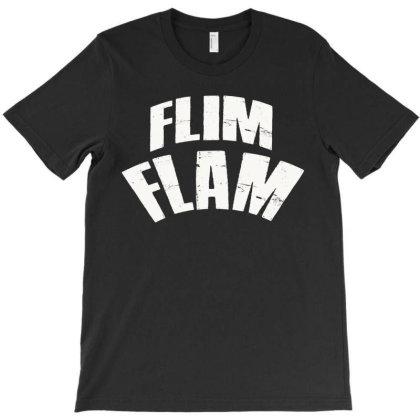 Flim Flam T-shirt Designed By Vanitty