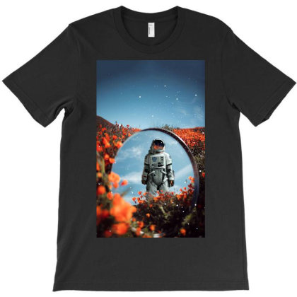 Flowers T-shirt Designed By Sherif.arts