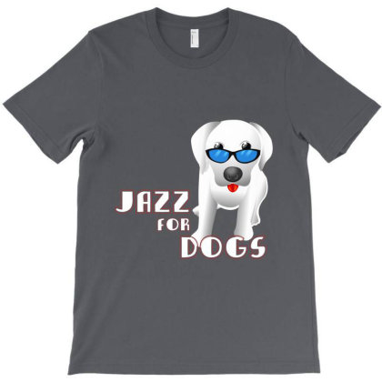 Jazz The West Highland White Terrier T-shirt Designed By Cuser2397