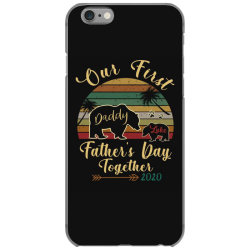 our first father's day together iPhone 6/6s Case | Artistshot