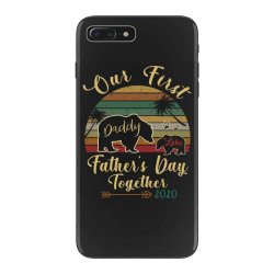 our first father's day together iPhone 7 Plus Case | Artistshot