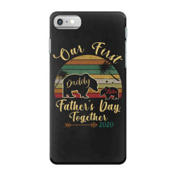 our first father's day together iPhone 7 Case | Artistshot