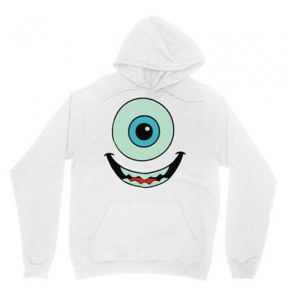 Mike Wazowski Monstres Unisex Hoodie Designed By Mdk Art