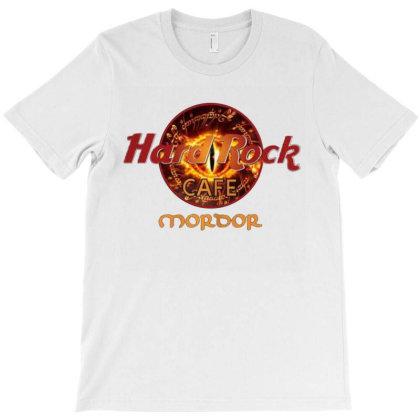 Hard Rock Cafe Mordor T-shirt Designed By Cuser3143