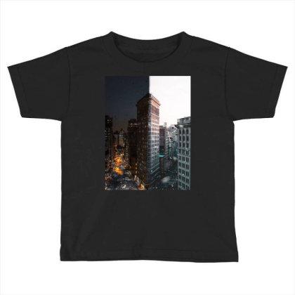 Building Toddler T-shirt Designed By Keremcgrc