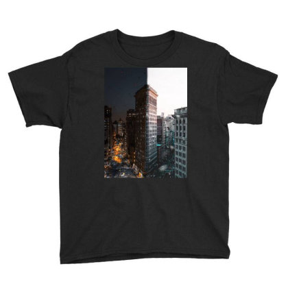 Building Youth Tee Designed By Keremcgrc