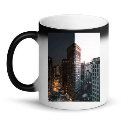Building Magic Mug Designed By Keremcgrc