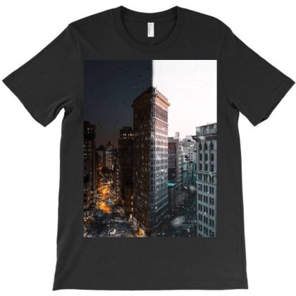 Building T-shirt Designed By Keremcgrc