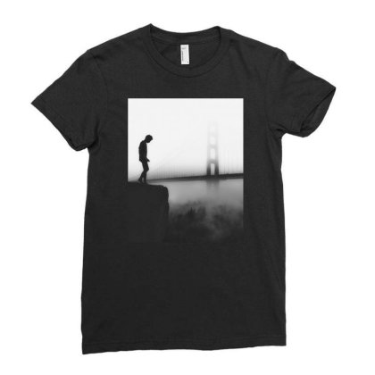 Fog Ladies Fitted T-shirt Designed By Yasinylcu