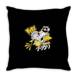 FLCL Throw Pillow | Artistshot