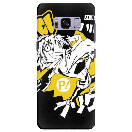 Flcl Samsung Galaxy S8 Plus Case Designed By Paísdelasmáquinas