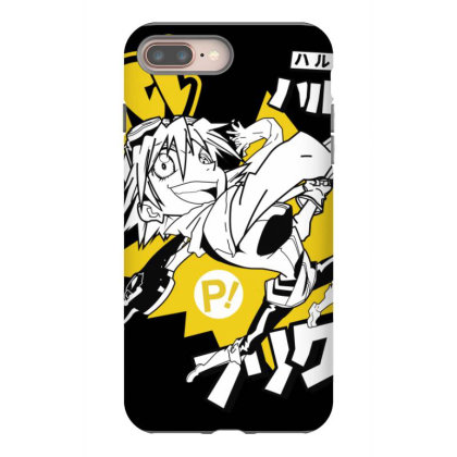 Flcl Iphone 8 Plus Case Designed By Paísdelasmáquinas