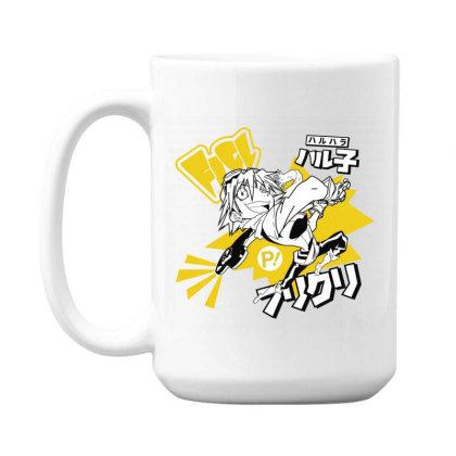 Flcl 15 Oz Coffe Mug Designed By Paísdelasmáquinas