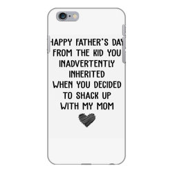 happy father's day from the kid you inavertently when you decided to s iPhone 6 Plus/6s Plus Case   Artistshot