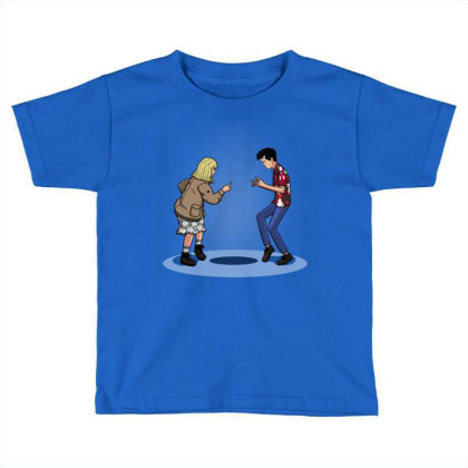 Pulp F***! Toddler T-shirt Designed By Raffiti
