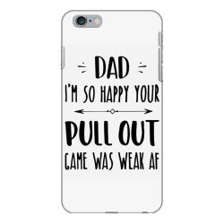 pull out game weak mug father's day gift iPhone 6 Plus/6s Plus Case | Artistshot