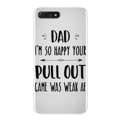 pull out game weak mug father's day gift iPhone 7 Plus Case | Artistshot
