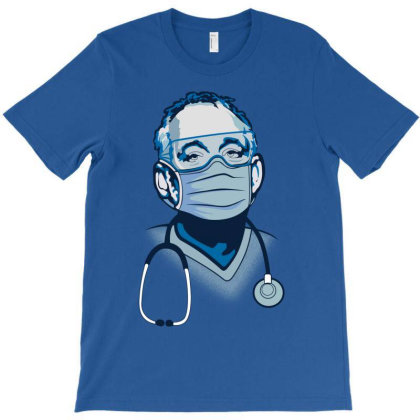 Bill Murray With Face Mask T-shirt Designed By Honeysuckle