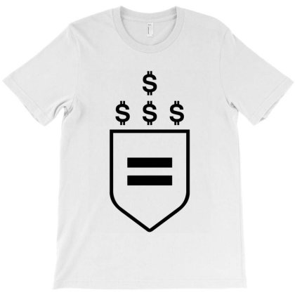 Uswnt Players Equal Pay T-shirt Designed By Honeysuckle