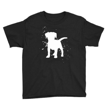 Puppy - Graphic Fashion Youth Tee Designed By Word Power
