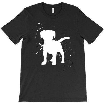 Puppy - Graphic Fashion T-shirt Designed By Word Power