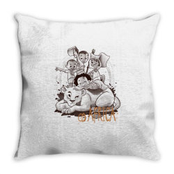 Africa Throw Pillow | Artistshot