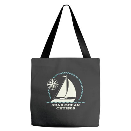 Sea And Ocean Cruises Tote Bags Designed By Estore