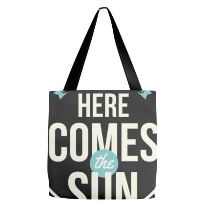 Summer Here Comes The Sun Tote Bags Designed By Estore