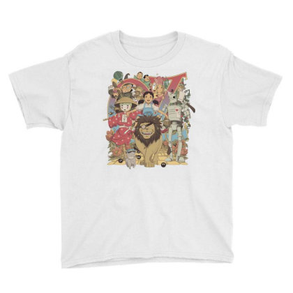 Road To Oz Youth Tee Designed By Saqman