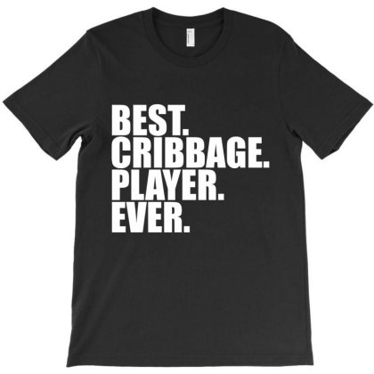 Cribbage Player Gift / Funny Cute Noddy Cribbage Board... T-shirt Designed By Word Power