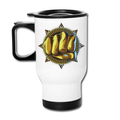 Fist Travel Mug Designed By Estore