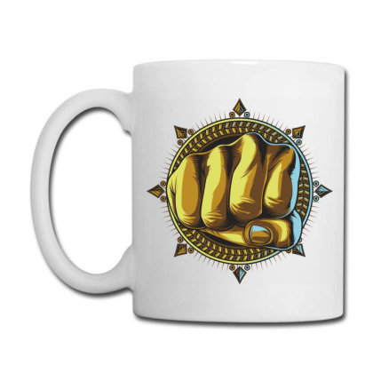 Fist Coffee Mug Designed By Estore
