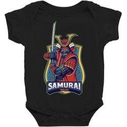 Samurai Baby Bodysuit | Artistshot
