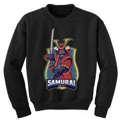 Samurai Youth Sweatshirt | Artistshot