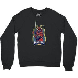 Samurai Crewneck Sweatshirt | Artistshot