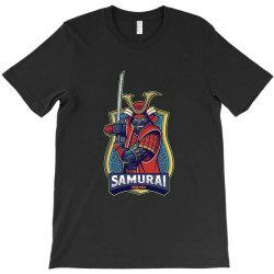 Samurai T-Shirt | Artistshot