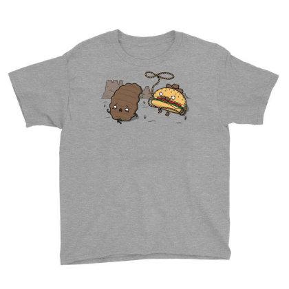 Burgerboy! Youth Tee Designed By Raffiti