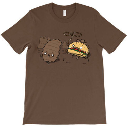 Burgerboy! T-shirt Designed By Raffiti